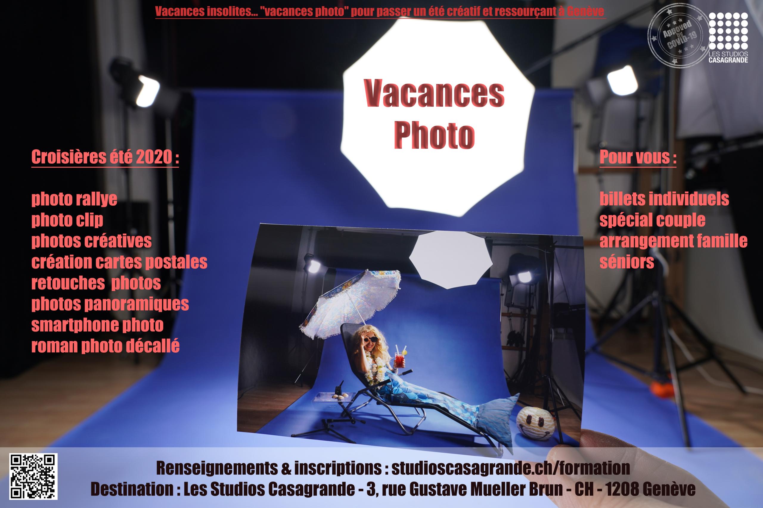 Activités Photos